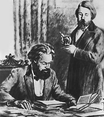 Карл Маркс, Фридрих Энгельс. Собрание сочинений в 3-х томах. Том 1. — Маркс, Энгельс Карл, Фридрих
