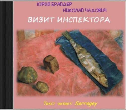 Визит инспектора — Брайдер Юрий, Чадович Николай