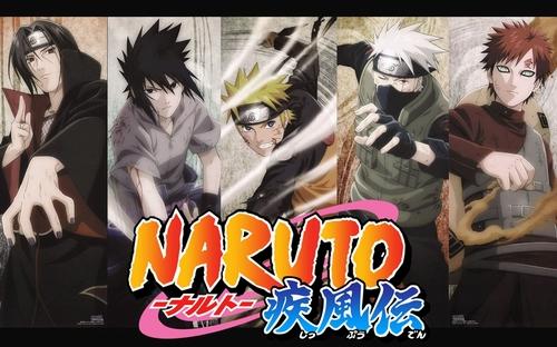Сборник книг по аниме Наруто — Сборник