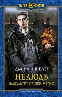 Факультет общей магии — Шелег Дмитрий
