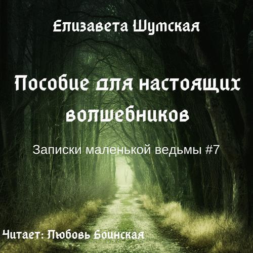 Записки маленькой ведьмы 07, Пособие для настоящих волшебников — Шумская Елизавета