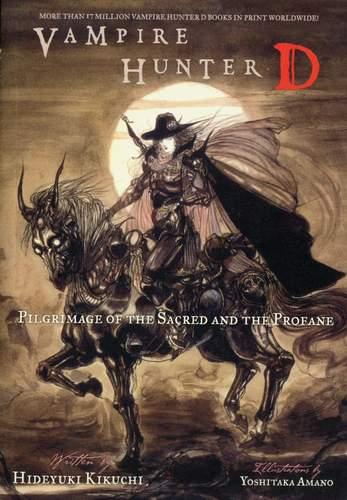 Ди, охотник на вампиров 6, Паломничество Святых и Нечестивых — Хидеюки Кикути