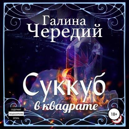 Суккуб в квадрате — Чередий Галина
