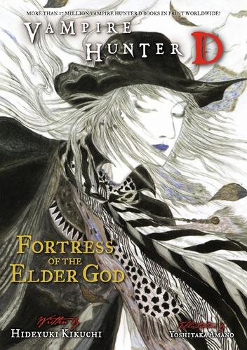 Ди, охотник на вампиров 18, Крепость Древнего Бога — Хидеюки Кикути
